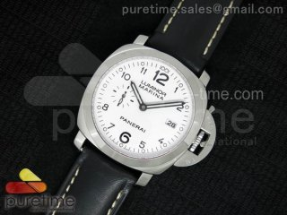PAM499 Q ZF Best Edition on Black Leather Strap ZP9000