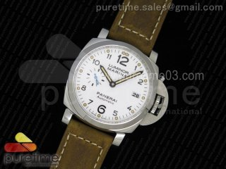 PAM1523 S V6F 1:1 Best Edition on Brown Asso Strap P9010