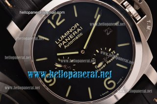 Panerai Luminor Power Reserve SS Black A-ST25 Ref.PAM00090