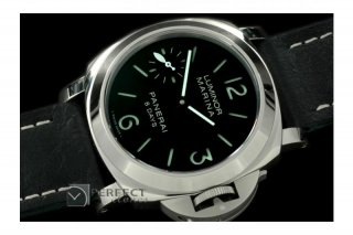 PN51001 Pam 510 8 Days SS/LE Black A-6497/P-5000 21600b
