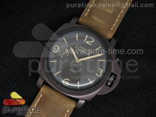 PAM375 O SF Best Edition on Brown Asso Strap P.3000 Super Clone