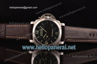 Panerai Luminor Marina 1950 3 Days SS Case And SS Bracelet Asia 7750-MD Ref.PAM00312
