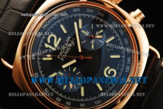 Panerai Radiomir PAM288K Automatic RG/LE Black Watch ETA Coating