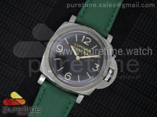 "PAM606 Q ZF ""Hong Kong"" Limited Edition on Green Nylon Strap P.3000 Super Clone"