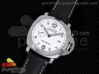 PAM499 Q VSF 1:1 Best Edition on Black Leather Strap P.9000 Super Clone