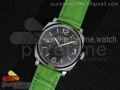 PAM574 R V6F 1:1 Best Edition on Green Leather Strap P.1000