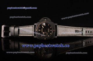 Panerai Luminor Submersible 1950 3 Days PAM 508 Black Dial Ceramic Watch 1:1 Original (H)