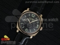 PAM575 R V6F 1:1 Best Edition on Black Leather Strap P.1000