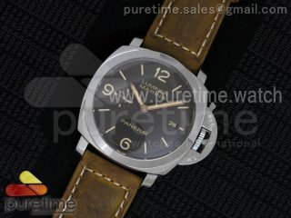 "PAM608 Q ""Hong Kong"" V6F 1:1 Best Edition on Brown Asso Strap P9000"
