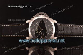 Panerai Luminor Marina 1950 3 Days Titanium Case Black Dial A7750-MD 1:1 Original Ref.PAM00312