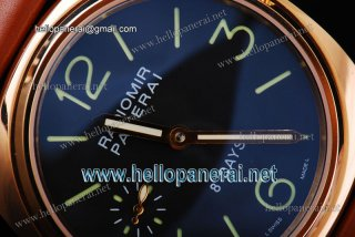 Panerai Radiomir 8 Days Mens Watch PAM00197