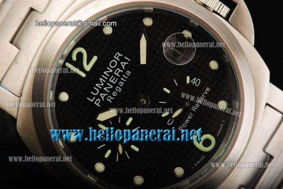 Panerai Luminor Power Reserve Regatta Watch - PAM 222 2005 Edition