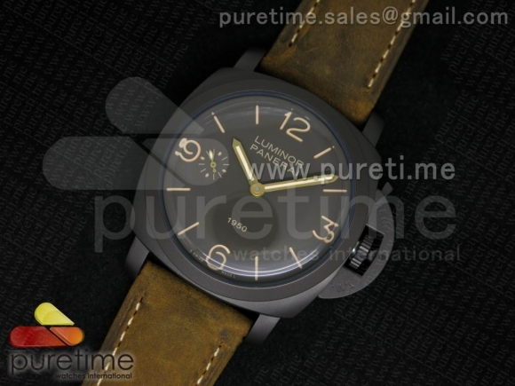PAM375 O ZF Best Edition V3 on Brown Asso Strap P.3000