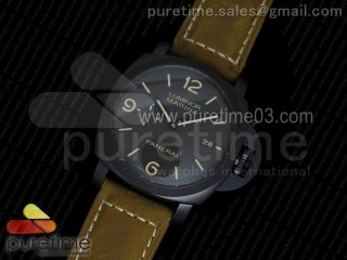 PAM386 M VSF 1:1 Best Edition on Brown Asso Strap P.9000 Super Clone