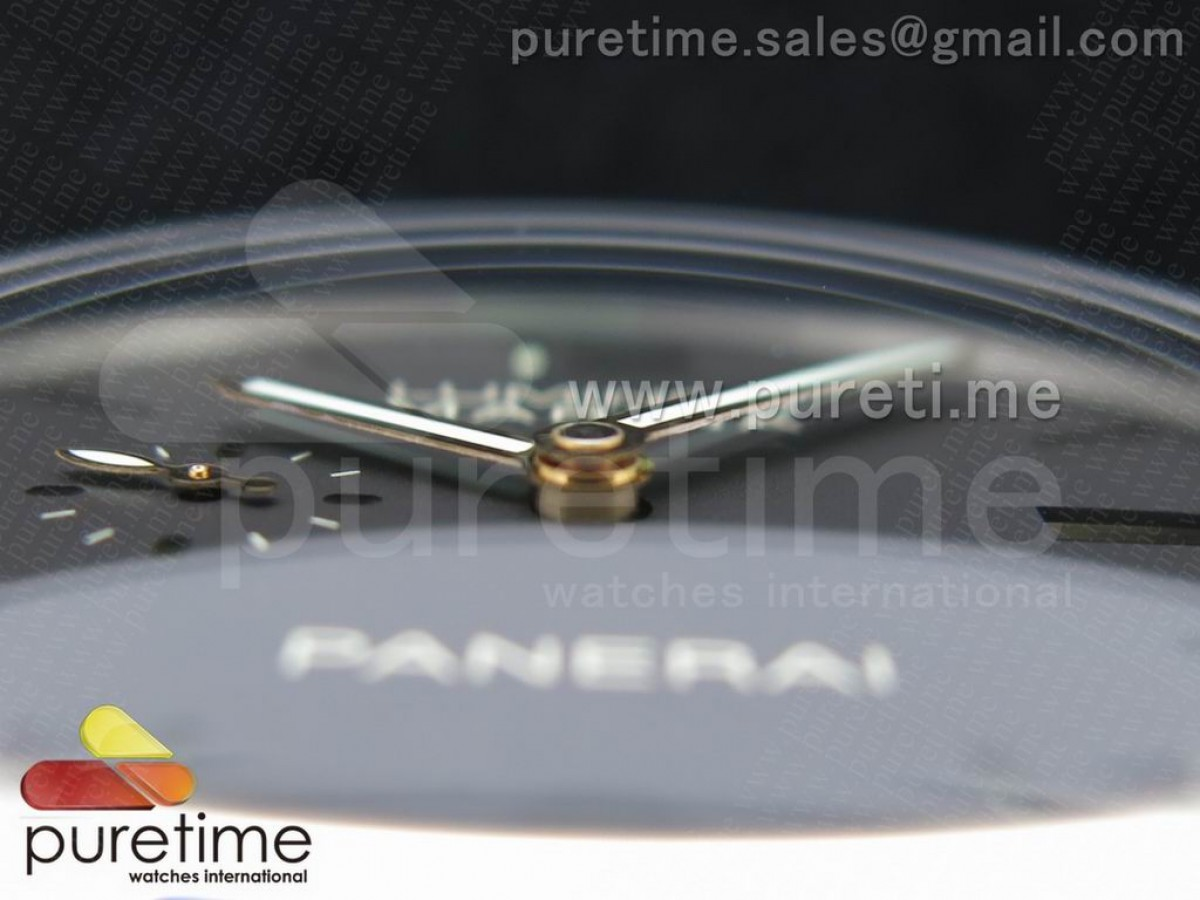 PAM351 P ZF 1:1 Best Edition on Brown Asso Strap P9000