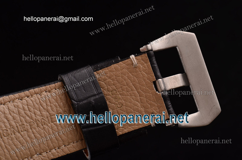 Panerai PAM392 Luminor Marina 1950 3 Days SS/LE Black A-ST25